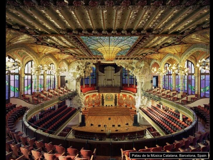 Opera Houses (Part I)