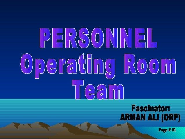 Operating room team   (24 feb-2013)