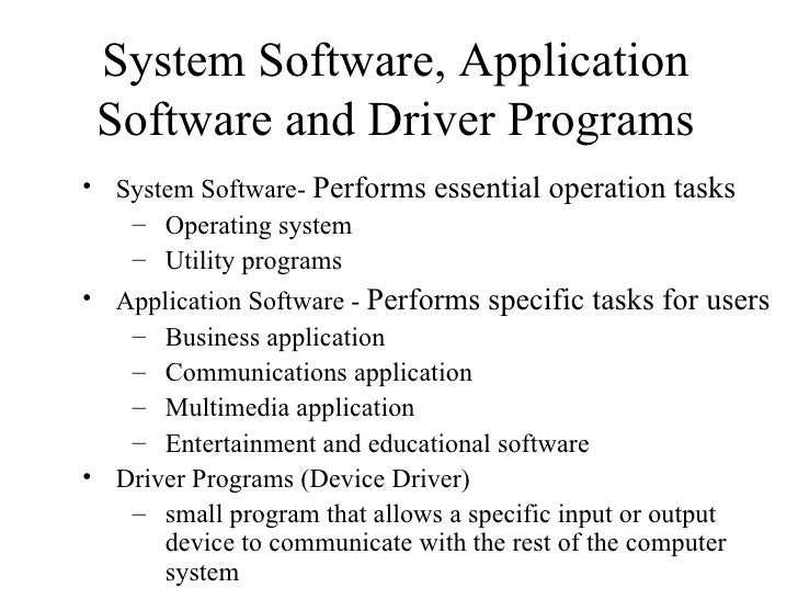 computer software and information system essay In the early days of information systems, the demands were for data, with no real   such as computer-aided design, software engineering, and office automation.