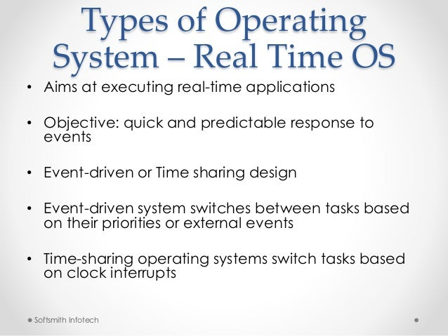 what system is the father of almost all modern multiuser systems In almost all cases an operating system is not one large big behemoth but consists of many small system programs governed by the core or kernel of the os because of the compactness of these small supporting programs it is easier to rewrite parts or packages of the os than to redesign an entire program.