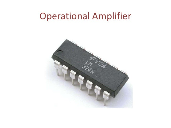 Operational Amplifier<br />