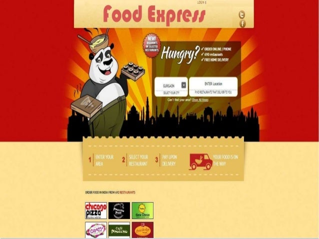 Food Express E-Commerce  Why use ECommerce ? Process of Ecommerce Types of E-commerce FoodExpress.com Process How it works...