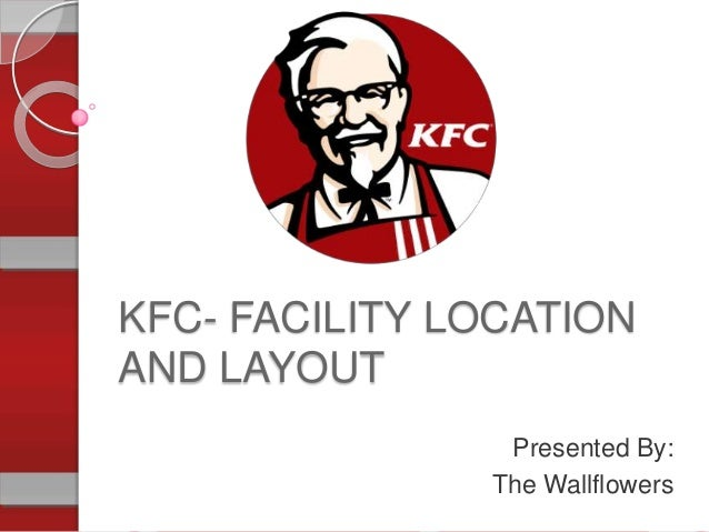 operations management in kfc Supply chain management at kfc india prepared by students of imt ghaziabad.