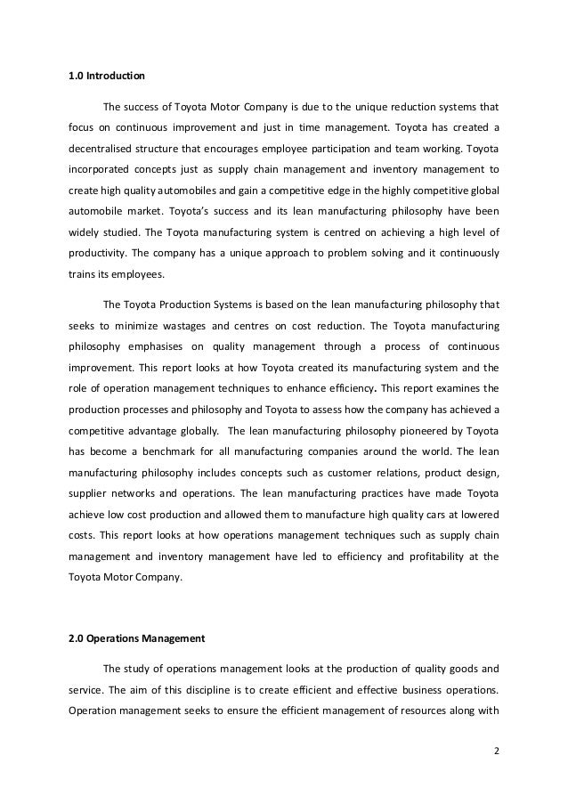 production vs operation management essay Operations management is an activity of management which is concerned with the production and  management at mcdonalds management essay.