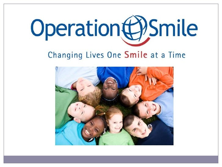 Operation Smile by Karen Diaz