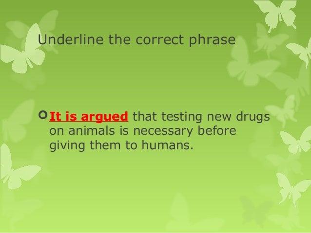 Should animal testing be allowed? - Debateorg
