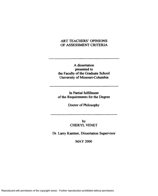Art History Dissertation Abstracts