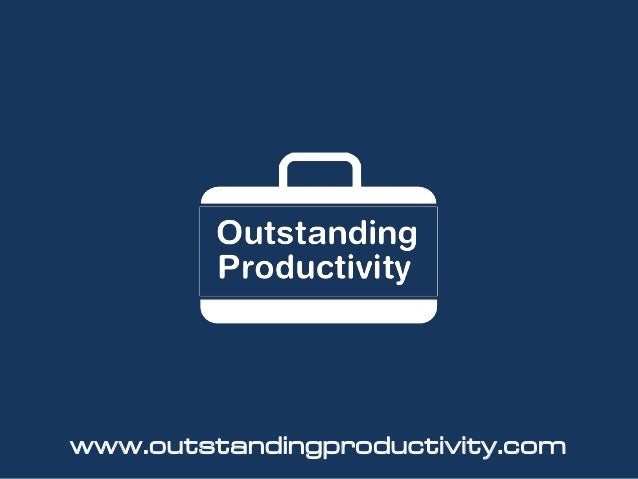 www.outstandingproductivity.com