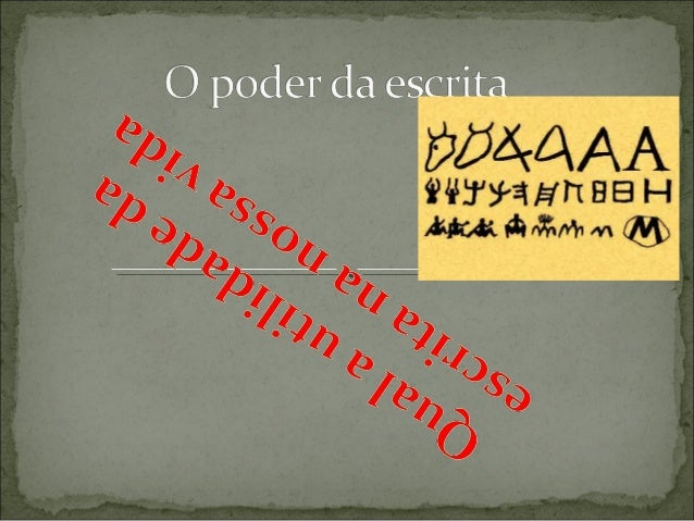sistemas logográficos, em que os grafemas são logramas(ideogramas ou pictogramas) que denotam palavras ouconceitos;siste...