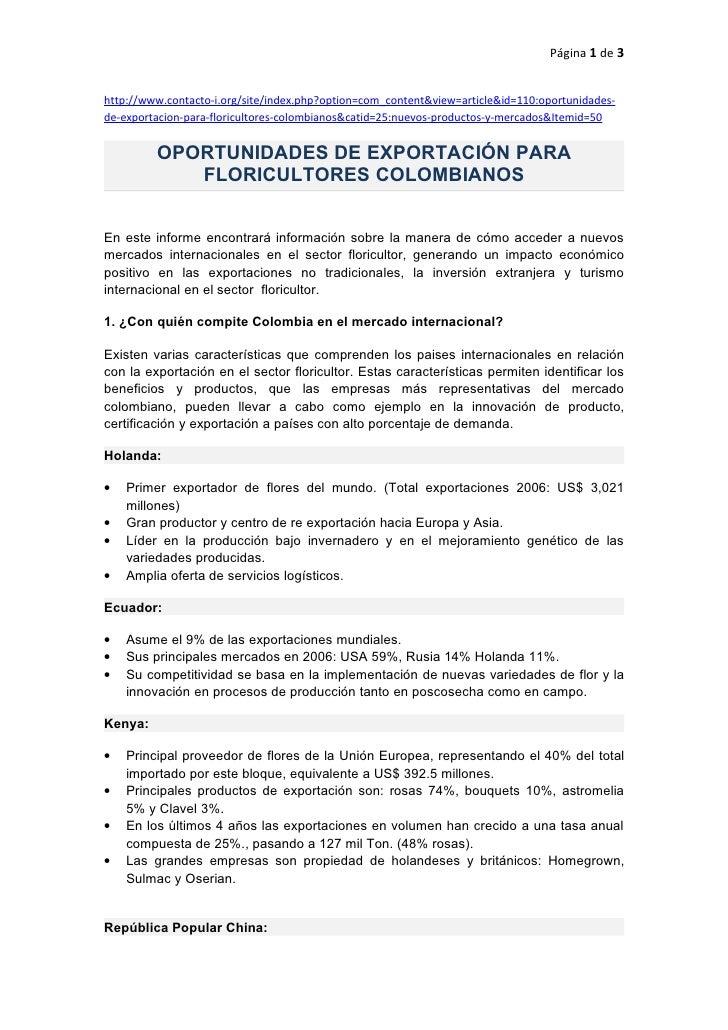 Página 1 de 3http://www.contacto-i.org/site/index.php?option=com_content&view=article&id=110:oportunidades-de-exportacion-...
