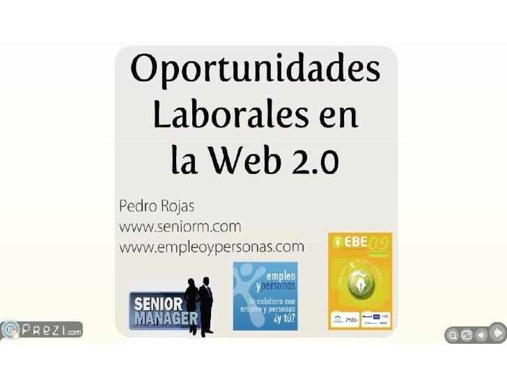 Oportunidades Laborales 2.0