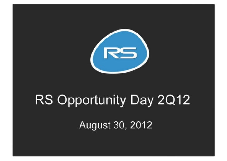 RS Oppday Q2/55