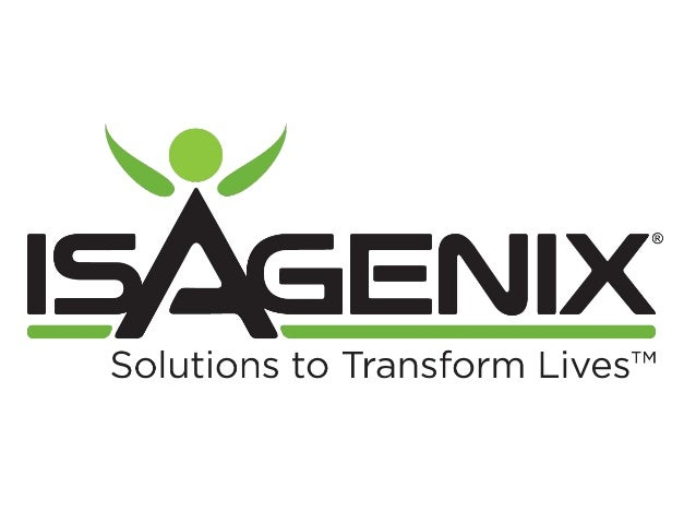 Agenda• Guest Introductions• What is Isagenix?• Def'n of Health and Wealth• What is Network Marketing?• Team Leader Succes...