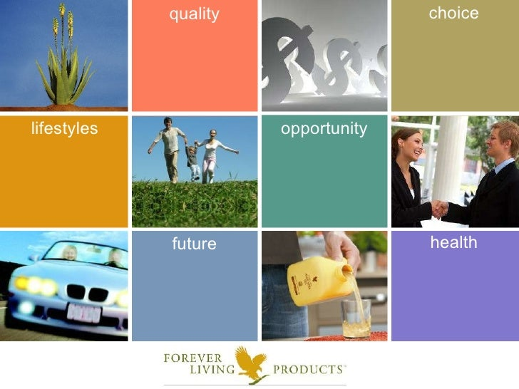 quality future choice lifestyles opportunity health