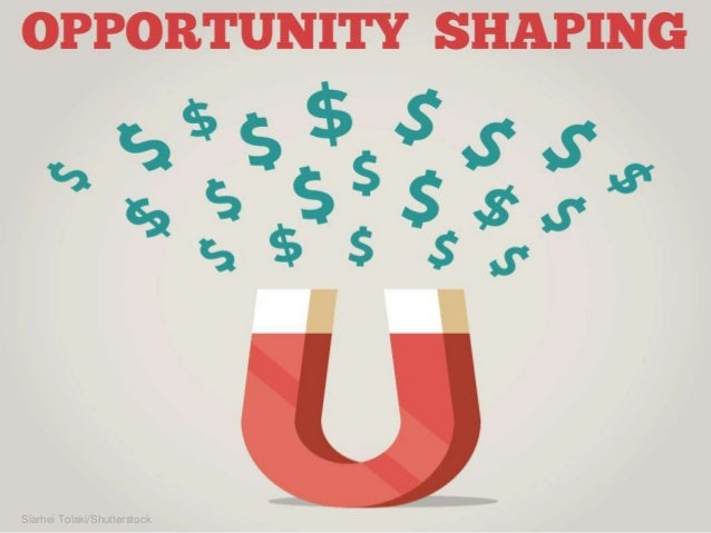 Opportunity Shaping