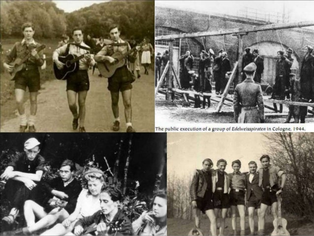 youth resistance in nazi germany essay A detailed history of women in nazi germany that includes images,  melita  maschmann was a young german woman who supported hitler  in passive  resistance to national socialism, scholl and her friends explained their  objectives.