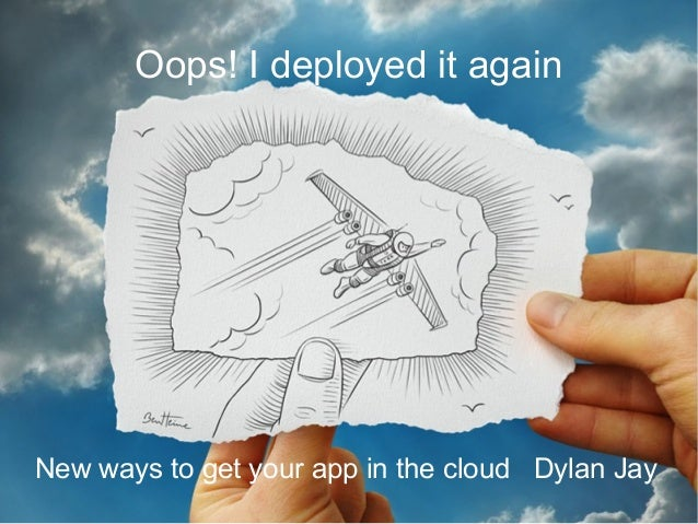 Opps I deployed it again-ploneconf2010
