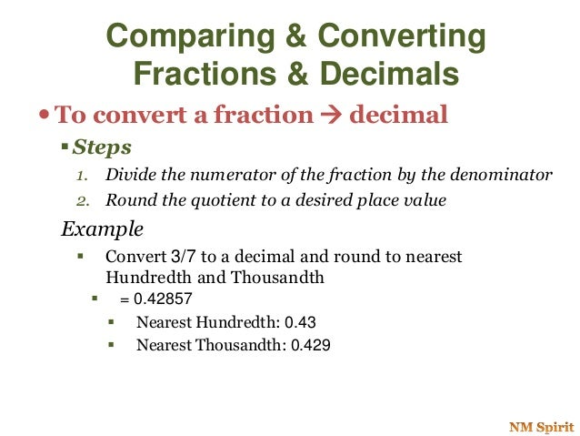 Divide decimals by whole numbers worksheet