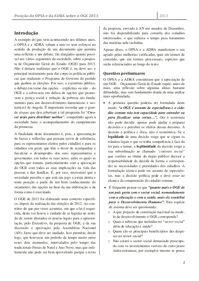 Fernando Pacheco - An�lise do Or�amento Geral de Estado de 2013, 22 d�