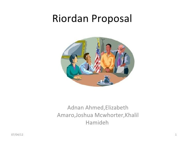 process design for riordan manufacturing powerpoint Process design for riordan manufacturing prepare a powerpoint presentation for the board of directors of riordan, - answered by a verified business tutor.
