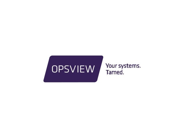 Opsview Cloud, IaaS and Virtualization Survey