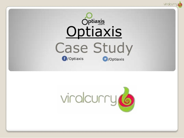 Optiaxis case study