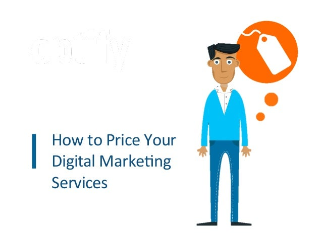 Optify: how to price your digital marketing services