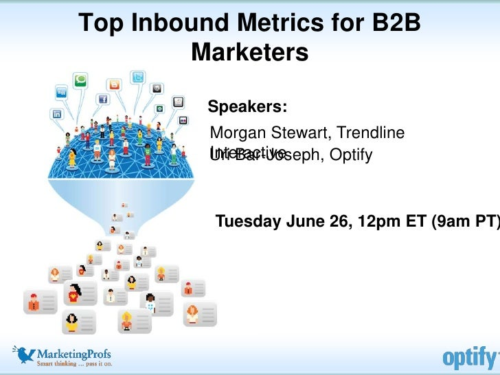 The Top Inbound Metrics for B2B Marketers