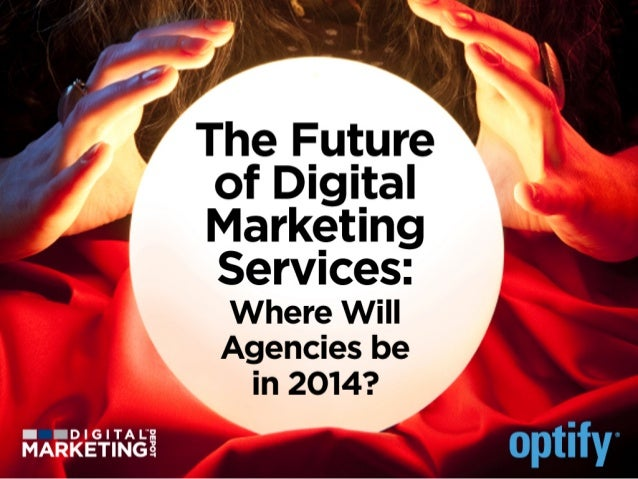 Future of Digital Marketing Agencies