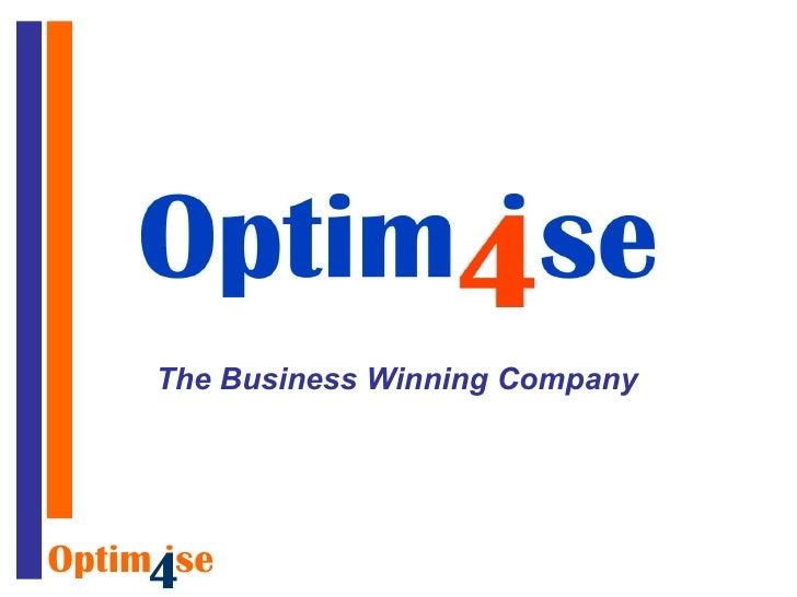 The Business Winning Company