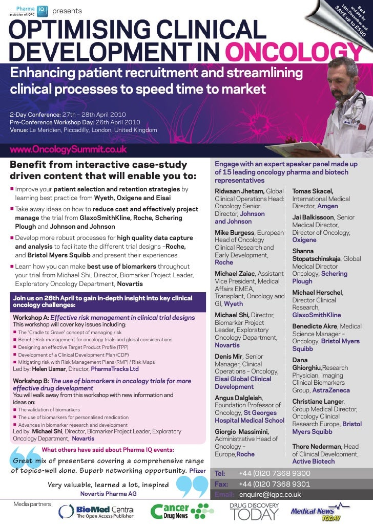 Optimising Clinical Development In Oncology_LI
