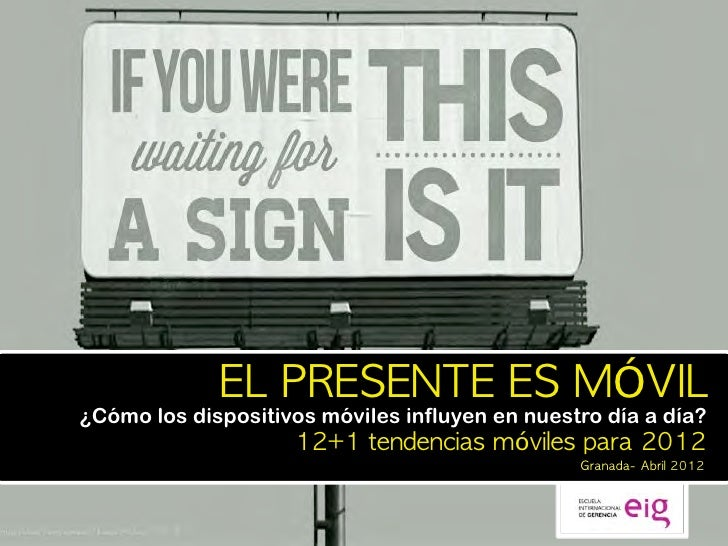 12 + 1 Tendendecias Publicitarias en Movilidad