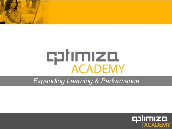 Expanding Learning & Performance<br />
