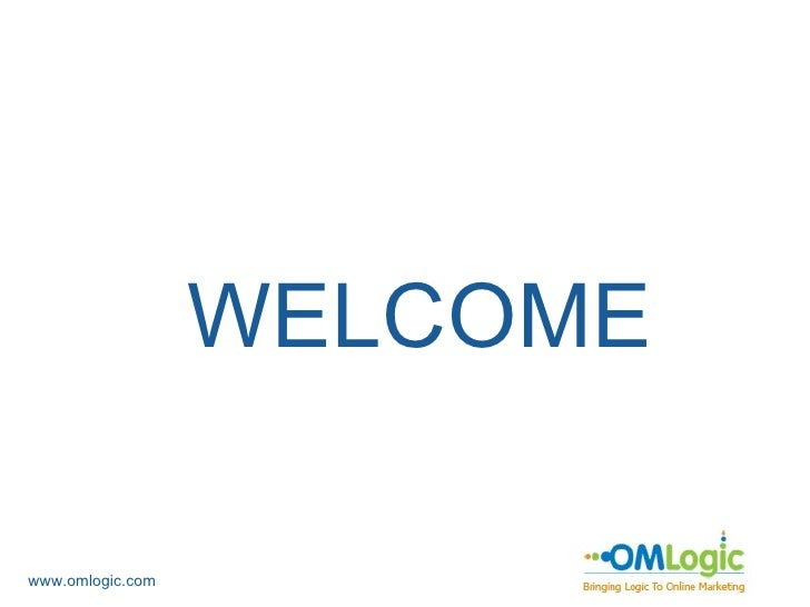 WELCOME www.omlogic.com