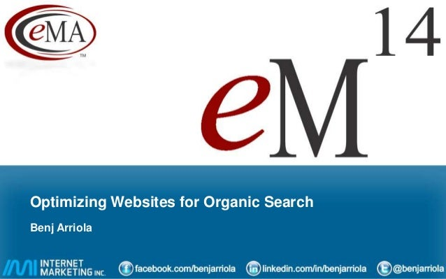 Optimizing Your Website for Organic Search