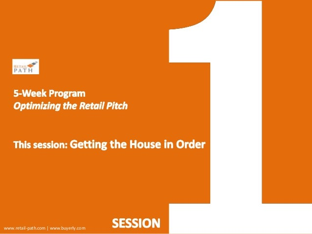 Optimizing Your Product Pitch to Retailers