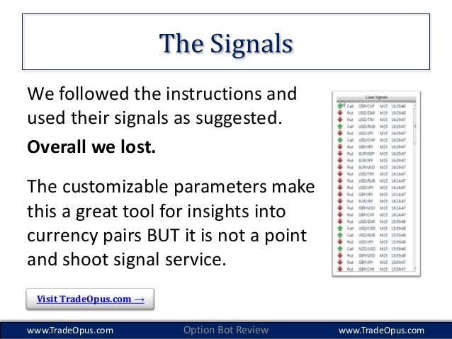 Binary options or forex market news gun
