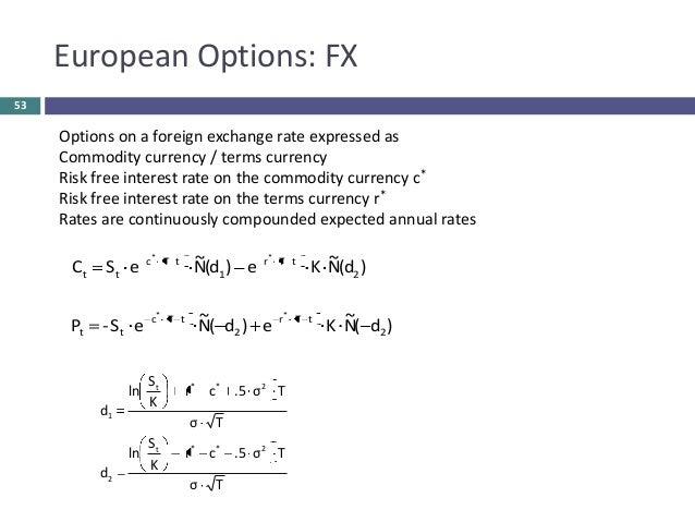 Binary options capital gains