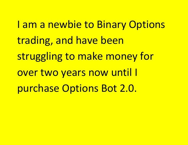 Binary options strategies revealed