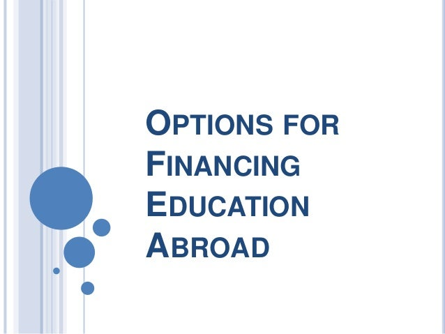 education abroad topic The topics will vary and cover areas not covered by the current roster of classes students should consult with the instructor for details seminar focusing on.