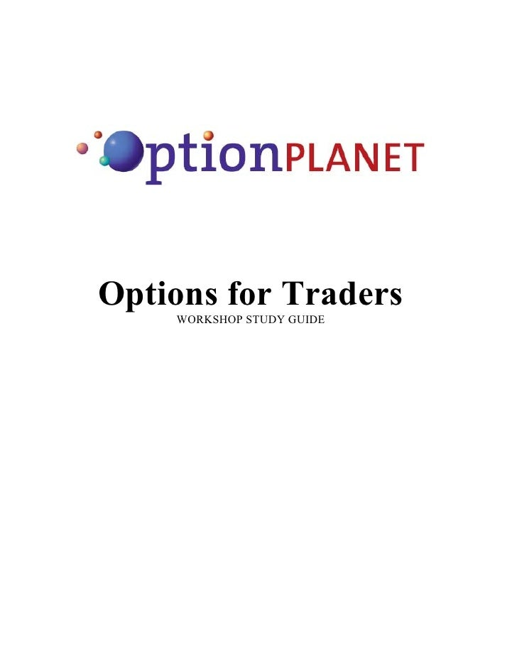 Options For Traders