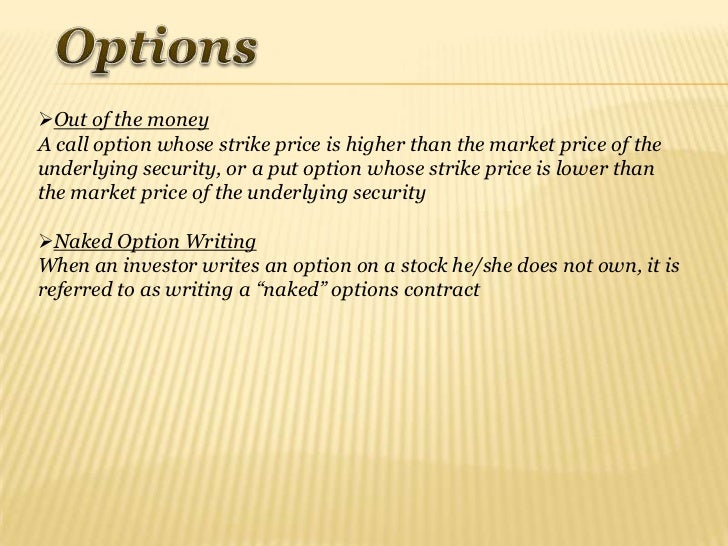 19 options strategies and when to use them