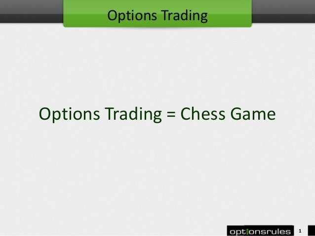 Options trading games