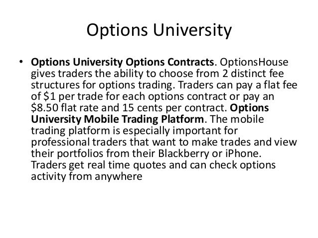 Options trading virtual
