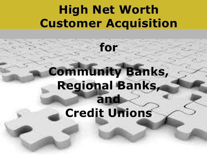 High Net Worth Customer Acquisition for Banks and Credit Unions | OptiRate