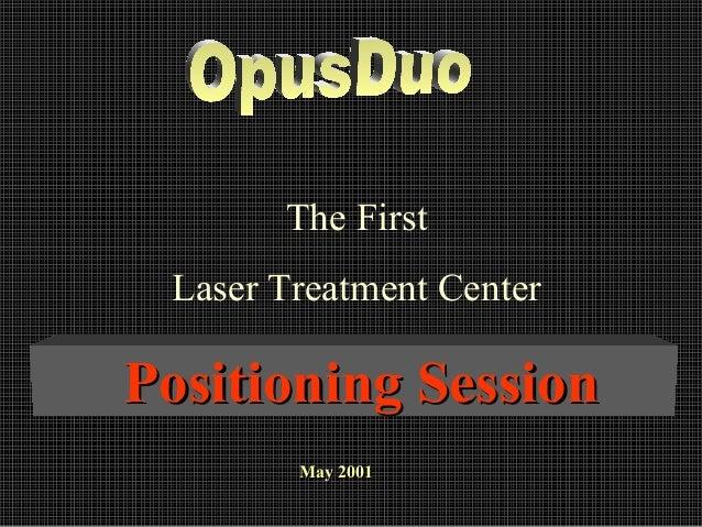 Laterna Lasers - Opus duo