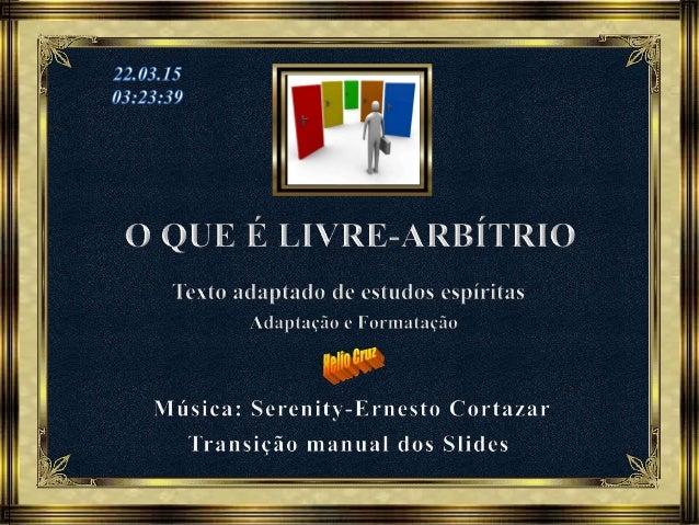 Música: Serenity-Ernesto Cortazar