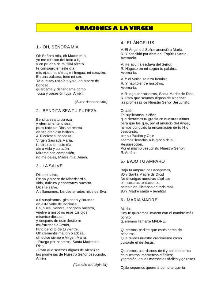 Oraciones para alumnos y para diferentes momentos for Cancion adios jardin querido