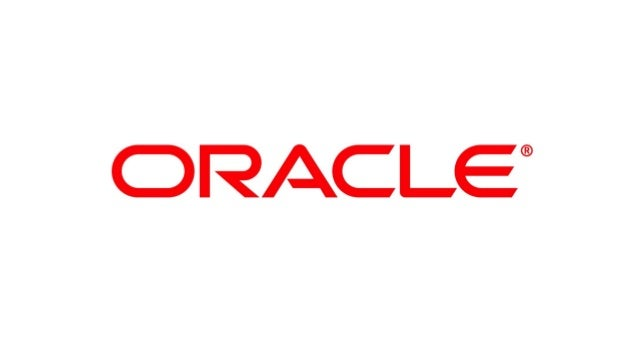 Sponsor Luncheon Presentation by Oracle