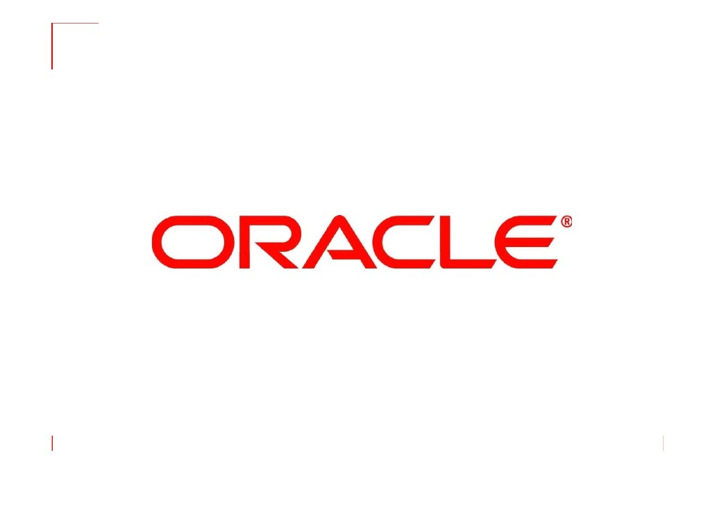 Oracle - Programatica2010